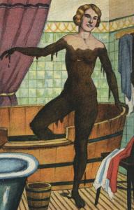 Ansichtskarte von 1927